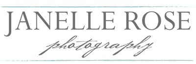 Janelle Rose Photography logo